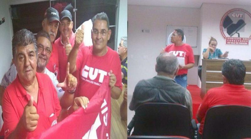Diretor do Sindicato é eleito novo coordenador da CUT no Vale do Paraíba