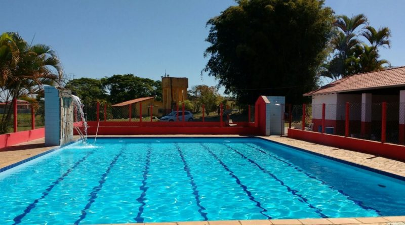 Atenção: piscina do Clube de Campo foi reaberta