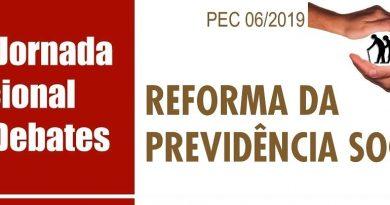 São José e Taubaté sediarão Jornada de Debates sobre a Reforma da Previdência