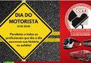 Homenagem do Sindicato a todos os motoristas