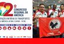 Sindicato participa de Congresso da FUTAC em Sorocaba