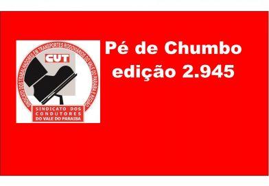 Pé de Chumbo edição 2.945 (Acordo Veolia (Johnson & Johnson))