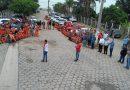 Ambiental de Jacareí novamente paralisada por falta de pagamento