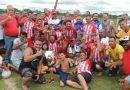 Friozer é a campeã do torneio de futebol do Sindicato