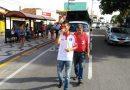 Operação tartaruga em Jacareí contra as punições injustas aos motoristas da JTU após a implantação do corredor de ônibus