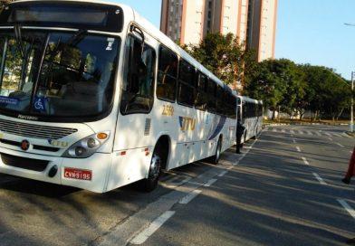 Paralisação no transporte público em Jacareí