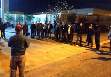Sindicato realiza assembleia com trabalhadores da ABC de Taubaté