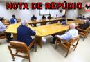 Sindicato lança Nota de Repúdio à Prefeitura de São José dos Campos